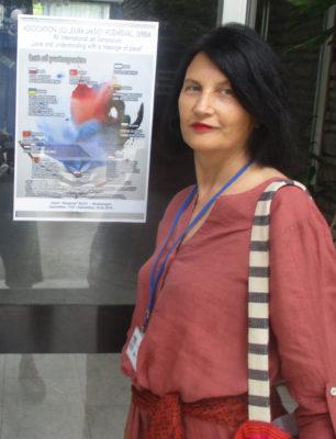 "От международния арт симпозиум ""Love and Understanding with a Message of Peace"", Будва – Бечичи, Черна гора"
