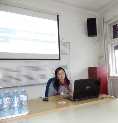 От международната конференция BARTF, Ниш, Сърбия
