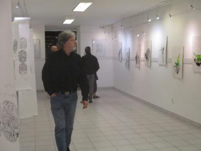 """От изложбата """"Слово и образ"""", БКИ, Будапеща"""